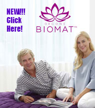 New Product!  Orgone Biomats!  Click Here!